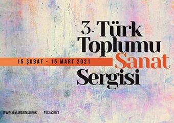 3. İngiltere Türk Toplumu Sanat Sergisi açıldı