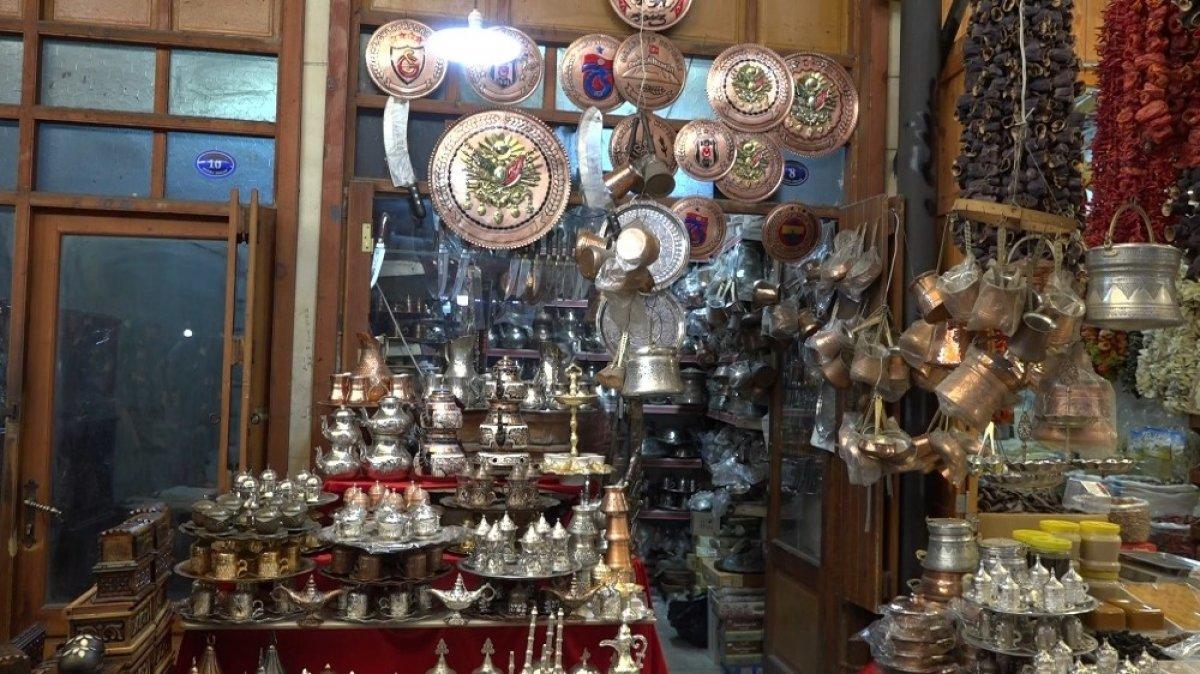 Gaziantepli bakırcıların yükselen bakır fiyatları ile başı dertte #2