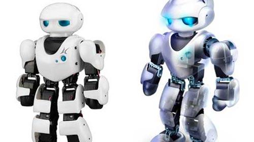 Robotlar İstanbul'da yarışıyor