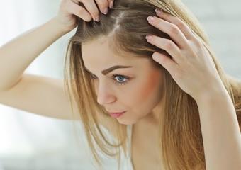 Saç dökülmesi ve yağlı saçlara karşı pratik maske